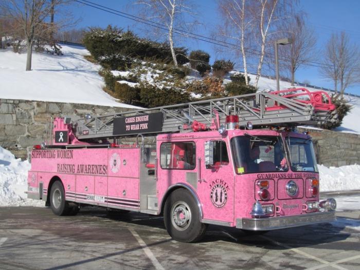 Pink Heels: Rhode Island Pink Heals